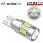 2 bombillas Led W5W (T10) de 240 lumen