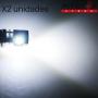 2 bombillas Led BA9S (T4W) de 224 lumen