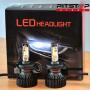 Pack bombillas Led H4 de 8000 lumen + Cancelador (Can Bus)