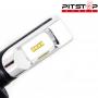 Pack bombillas Led H16 de 8000 lumen + Cancelador (Can Bus)