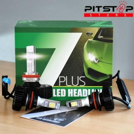 Bombillas led HB1 (9004) 4500lumen,6500k.Buena calidad precio