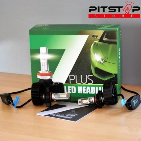 Bombillas led PSX24W 4500lumen,6500k.Buena calidad precio